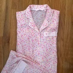 Victoria's Sectret 100% Cotton Pajama Set NWOT